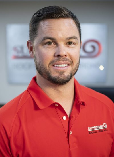 Image shot at Supreme Roofing Dallas, Staff Portraits, Craig Deary, August 30, 2019, Dallas, Texas, Jeffrey Parr/Supreme Roofing