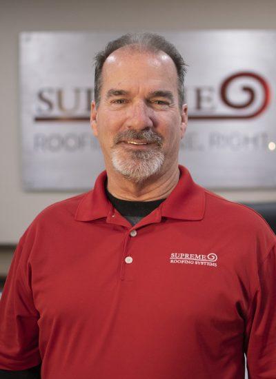 Image shot at Supreme Roofing, Harland Owens Portrait, December 23, 2019, Dallas, Texas, Jeffrey Parr/Supreme Roofing