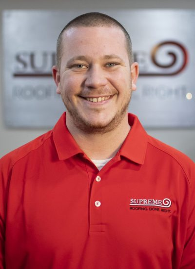 Image shot at Supreme Roofing, Dan Ormsbee Portraits, January 31, 2020, Dallas, Texas, Jeffrey Parr/Supreme Roofing